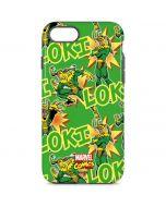 Loki Print iPhone 8 Pro Case