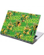 Loki Print Yoga 910 2-in-1 14in Touch-Screen Skin