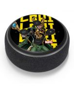 Loki Ready for Battle Amazon Echo Dot Skin
