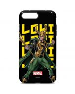 Loki Ready for Battle iPhone 7 Plus Pro Case