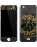 Loki Ready For Battle Apple iPod Skin