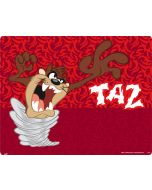 Tasmanian Devil Swirl Apple iPad Skin