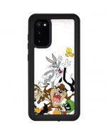 Looney Tunes All Together Galaxy S20 Waterproof Case