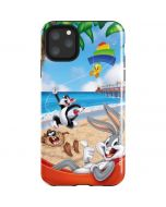 Looney Tunes Beach iPhone 11 Pro Max Impact Case