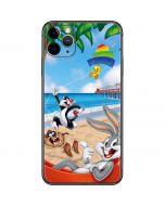 Looney Tunes Beach iPhone 11 Pro Max Skin