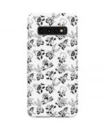Looney Tunes Big Head Pattern Galaxy S10 Plus Lite Case