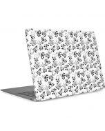 Looney Tunes Big Head Pattern Apple MacBook Air Skin