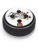Looney Tunes Chase Amazon Echo Dot Skin