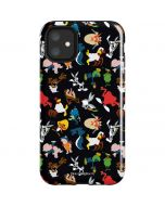 Looney Tunes Identity Pattern iPhone 11 Impact Case