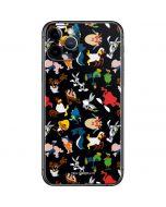 Looney Tunes Identity Pattern iPhone 11 Pro Skin