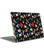 Looney Tunes Identity Pattern Apple MacBook Air Skin