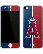 Los Angeles Angels Split Apple iPod Skin
