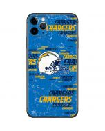 Los Angeles Chargers - Blast iPhone 11 Pro Max Skin