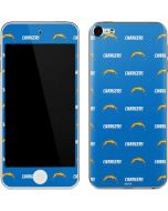 Los Angeles Chargers Blitz Series Apple iPod Skin