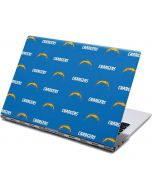 Los Angeles Chargers Blitz Series Yoga 910 2-in-1 14in Touch-Screen Skin