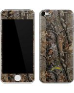 Los Angeles Chargers Realtree AP Camo Apple iPod Skin