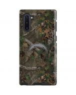 Los Angeles Chargers Realtree Xtra Green Camo Galaxy Note 10 Pro Case