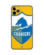 Los Angeles Chargers Retro Logo iPhone 11 Pro Max Skin
