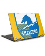 Los Angeles Chargers Retro Logo Dell XPS Skin