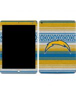 Los Angeles Chargers Trailblazer Apple iPad Skin