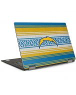 Los Angeles Chargers Trailblazer Dell XPS Skin