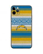 Los Angeles Chargers Trailblazer iPhone 11 Pro Max Skin