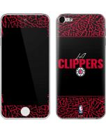 Los Angeles Clippers Elephant Print Apple iPod Skin