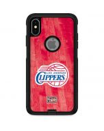 Los Angeles Clippers Hardwood Classics Otterbox Commuter iPhone Skin