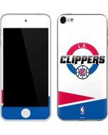 Los Angeles Clippers Split Apple iPod Skin