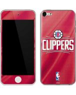 Los Angeles Clippers Team Jersey Apple iPod Skin