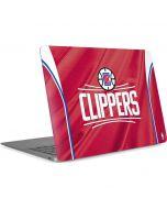 Los Angeles Clippers Team Jersey Apple MacBook Air Skin