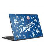 Los Angeles Dodgers - Primary Logo Blast HP Envy Skin