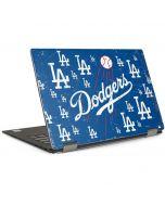 Los Angeles Dodgers - Primary Logo Blast Dell XPS Skin