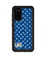 Los Angeles Dodgers Full Count Galaxy S20 Waterproof Case