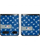 Los Angeles Dodgers Full Count Galaxy Z Flip Skin