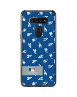 Los Angeles Dodgers Full Count LG K51/Q51 Clear Case