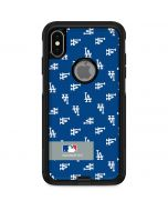 Los Angeles Dodgers Full Count Otterbox Commuter iPhone Skin