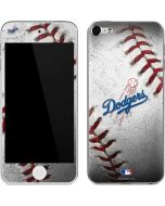 Los Angeles Dodgers Game Ball Apple iPod Skin