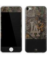 Los Angeles Dodgers Realtree Xtra Camo Apple iPod Skin