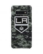 Los Angeles Kings Camo Galaxy S10 Plus Lite Case
