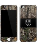 Los Angeles Kings Realtree Xtra Camo Apple iPod Skin