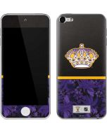 Los Angeles Kings Retro Tropical Print Apple iPod Skin