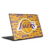Los Angeles Lakers Blast HP Envy Skin