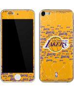 Los Angeles Lakers Blast Apple iPod Skin