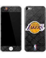 Los Angeles Lakers Dark Rust Apple iPod Skin