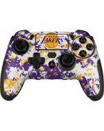 Los Angeles Lakers Digi Camo PlayStation Scuf Vantage 2 Controller Skin