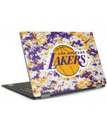 Los Angeles Lakers Digi Camo Dell XPS Skin