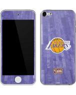 Los Angeles Lakers Hardwood Classics Apple iPod Skin