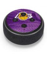 Los Angeles Lakers Home Jersey Amazon Echo Dot Skin
