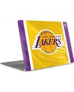 Los Angeles Lakers Home Jersey Apple MacBook Air Skin